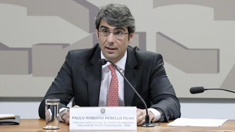 Publicada a designação de Paulo Roberto Vanderlei Rebello Filho como Diretor da DIGES/ANS