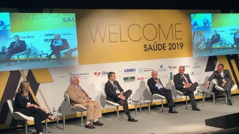 ANAB prestigia o Welcome Saúde 2019
