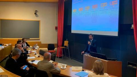 Diretor-Presidente da ANAB participou de painel no XXIV Seminário para Líderes e Profissionais de Saúde Latino-Americanos