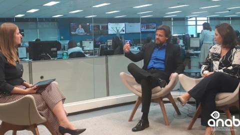"Presidente da ANAB Participa da 2ª mesa Redonda do ""SUMMIT SAÚDE 2019"""