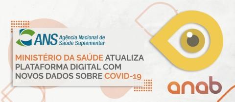 Ministério da Saúde atualiza plataforma digital com novos dados sobre Covid-19